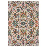 Surya Alok 5-Foot 3-Inch x 7- Foot 6- Inch Area Rug in Cream
