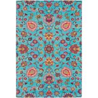 Surya Alok 8-Foot x 11- Foot Area Rug in Aqua