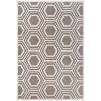 Surya Covina Geometric 8-Foot 8-Inch x 12-Foot Area Rug in Taupe