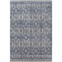 Surya Solaris Global 2-Foot x 3-Foot 3-Inch Accent Rug in Blue