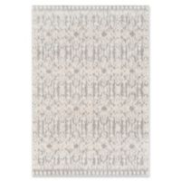 Surya Solaris Global 5-Foot 3-Inch x 7-Foot 6-Inch Area Rug in Cream
