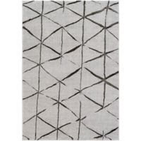 Surya Solaris Global 2-Foot x 3-Foot 3-Inch Accent Rug in Grey