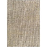 Surya Ladeen Geometric Tweed 2-Foot 2-Inch x 3-Foot Accent Rug in Light Grey