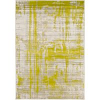Ladeen Modern66 7-Foot 6-Inch x 10-Foot 6-Inch Area Rug in Light Grey