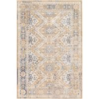Surya Entheas 2-Foot x 3-Foot Accent Rug in Camel