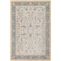 Surya Entheas 2-Foot x 3-Foot Accent Rug in Cream/Yellow