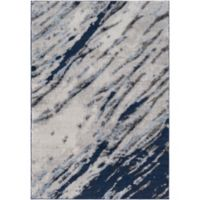 Surya Solaris Modern 2-Foot x 3-Foot 3-Inch Accent Rug in Dark Grey