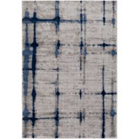 Surya Solaris Modern 2-Foot x 3-Foot 3-Inch Accent Rug in Silver
