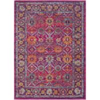 Surya Fenalun 9-Foot 3-Inch x 12-Foot 6-Inch Rug in Pink