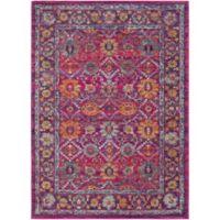 Surya Fenalun 9-Foot 3-Inch x 12-Foot 6-Inch Rug in Pink