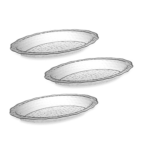 CreativeWare™ Buffet Trays (Set of 3)