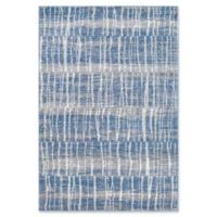 Surya Solaris Stride 5-Foot 3-Inch x 7-Foot 6-Inch Area Rug in Blue