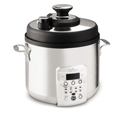 Quart Energy Pressure Cooker Frying Pan Pot Cook Ware Kitchen Portion Healthy