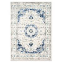 Bodrum Verona 7-Foot 10-Inch x 11-Foot 2-Inch Area Rug in Blue