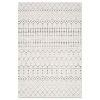 nuLOOM 6-Foot x 7-Foot x 9-Foot Bodrum Area Rug in Grey