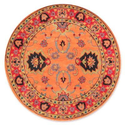 NuLOOM Remade Hand Tufted Montesque 6 Foot Round Rug