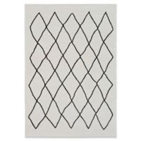 Surya Solaris Medallions and Damask 5-Foot 3-Inch x 7-Foot 6-Inch Area Rug in Cream