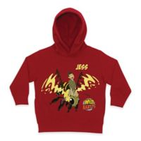 Wild Kratts™ Size 5/6 Wasp Ride Pullover Hoodie in Red