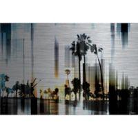 Parvez Taj Ocean Front 45-Inch x 30-Inch Aluminum Wall Art
