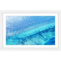 Parvez Taj Blue Pools 24-Inch x 16-Inch Wall Art