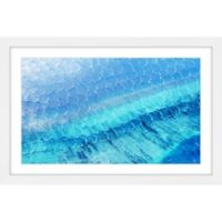 Parvez Taj Blue Pools 18-Inch x 12-Inch Wall Art