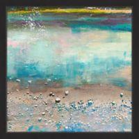 Parvez Taj Sand Pebbles 40-Inch x 40-Inch Wall Art