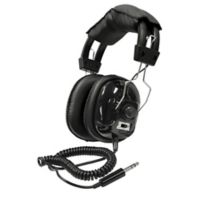 Bounty Hunter® Over-the-Ear Headphones in Black