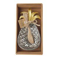 Mud Pie® Pineapple 2-Piece Dip Bowl Set