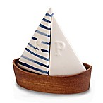Mud Pie® 3-Piece Sailboat Salt and Pepper Set