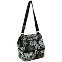 Picnic at Ascot Fashion Insulated Lunch Tote in Black