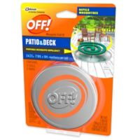 OFF!® 3-Pack Mosquito Coil III Starter Kit