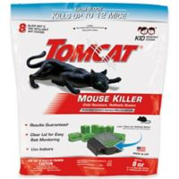Tomcat® Tier 3 Refillable Mouse Bait Station with 8 Refills