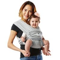 Baby K'tan® Small Baby Carrier in Heather Grey