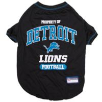 NFL Detroit Lions X-Small Pet T-Shirt