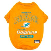 NFL Miami Dolphins X-Large Pet T-Shirt