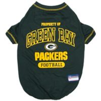 NFL Green Bay Packers X-Small Pet T-Shirt