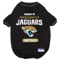 NFL Jacksonville Jaguars Small Pet T-Shirt