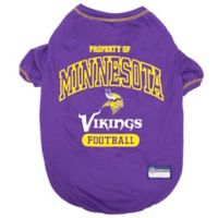 NFL Minnesota Vikings Small Pet T-Shirt