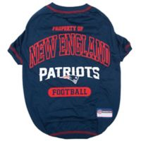NFL New England Patriots X-Small Pet T-Shirt