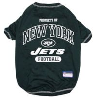 NFL New York Jets Large Pet T-Shirt