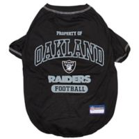 NFL Oakland Raiders X-Large Pet T-Shirt