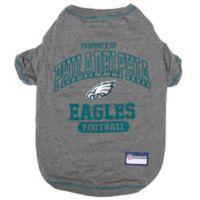 NFL Philadelphia Eagles Large Pet T-Shirt