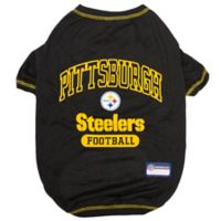 NFL Pittsburgh Steelers Large Pet T-Shirt