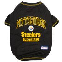 NFL Pittsburgh Steelers X-Small Pet T-Shirt