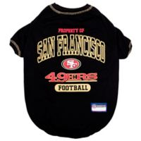 NFL San Francisco 49ers X-Large Pet T-Shirt