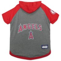 MLB Los Angeles Angels Medium Pet Hoodie T-Shirt
