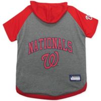 MLB Washington Nationals Small Pet Hoodie T-Shirt