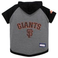 MLB San Francisco Giants Large Pet Hoodie T-Shirt