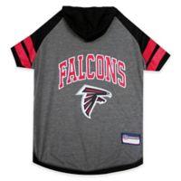 NFL Atlanta Falcons Medium Pet Hoodie T-Shirt