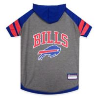 NFL Buffalo Bills Small Pet Hoodie T-Shirt